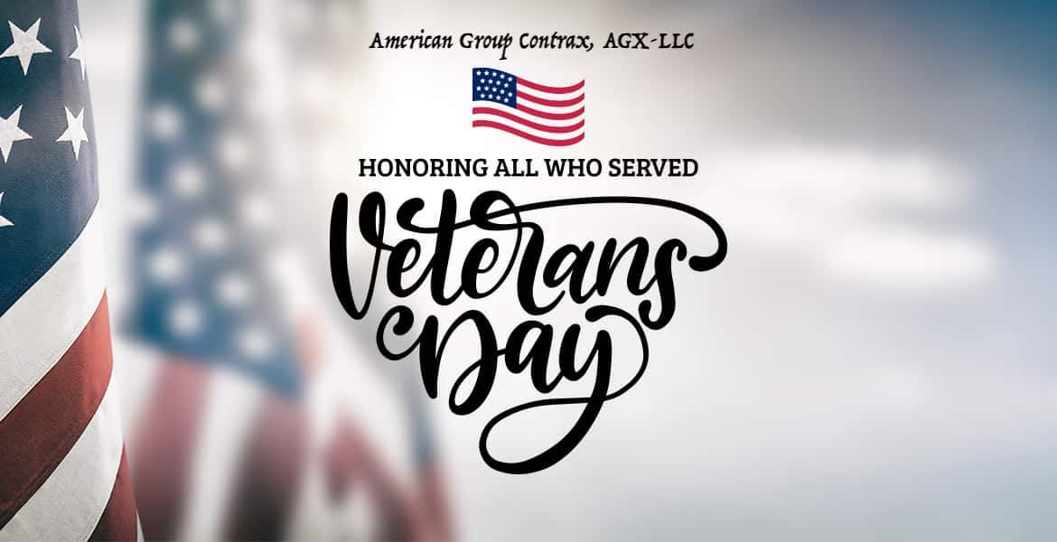 Veterans Day AGX Celebrates Our Real-Life Superheroes